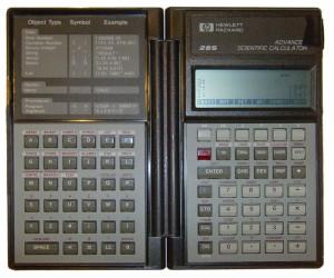 HP 28 Calculator