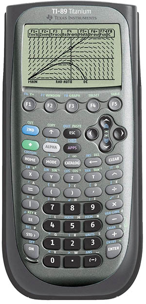 TI-89 Titanium Review