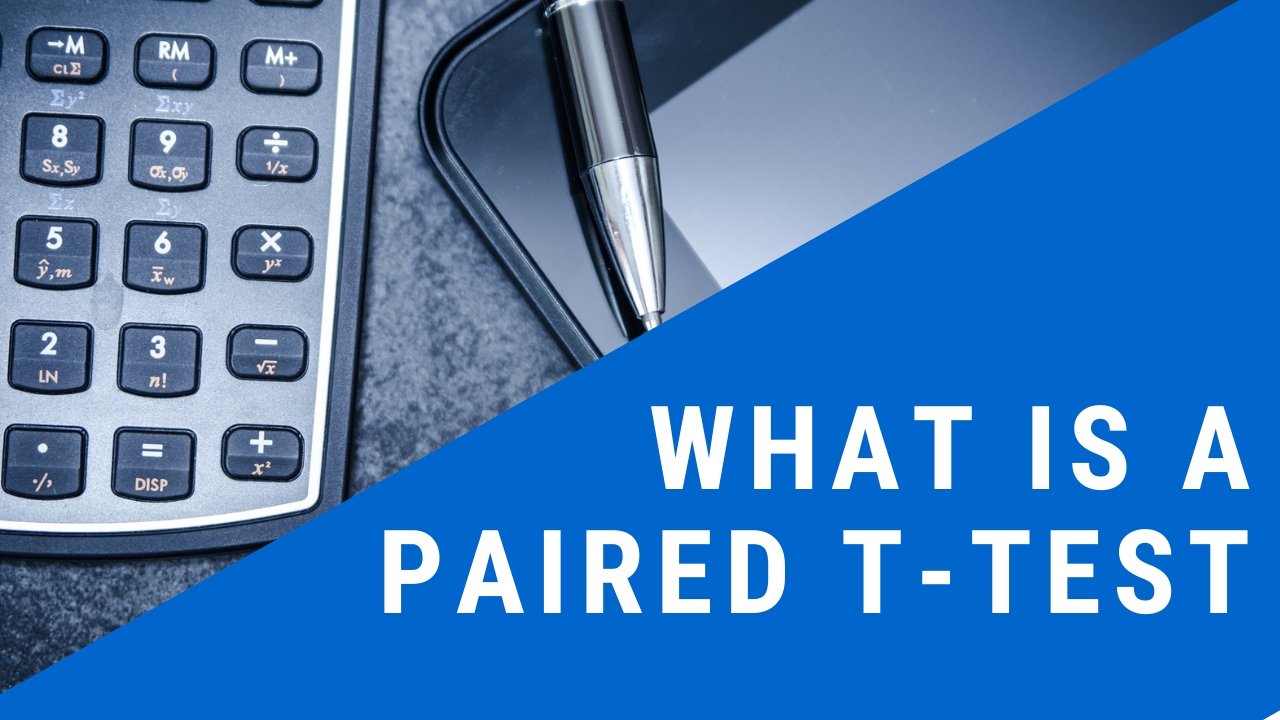 t-test, What Is A Paired T-Test, paired t-test